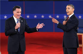 The 2012 US presidential debate