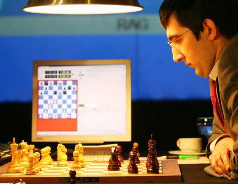 World Chess Champion Kramnik defeated by computer
