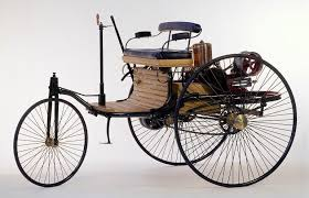 The first automobile invented by Karl Benz