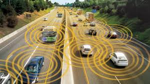 GPS, RADAR, SONAR and LIDAR making driverless cars possible.