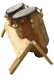 The Atumpan - A West African talking drum